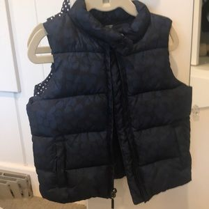 Two girls vests